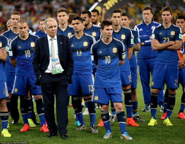 法里亚斯:阿根廷值得巴西学习 德国势不可挡