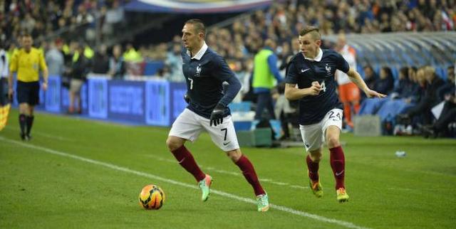 法国世界杯23人名单:里贝里在列 门神替换