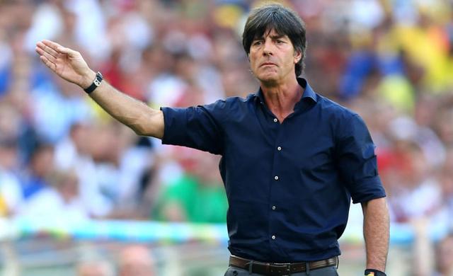 勒夫:德国团队执行力强大 防守彻底限制法国