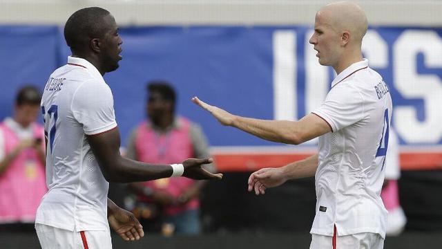 世界杯综述-美国2-1尼日利亚 喀麦隆1-0小胜