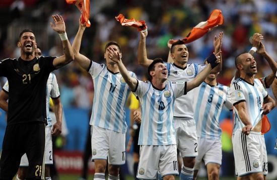 24年血泪让阿根廷成熟 新1球主义托起冠军梦