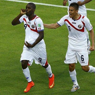 哥斯达黎加3-1逆袭乌拉圭 大爆冷门