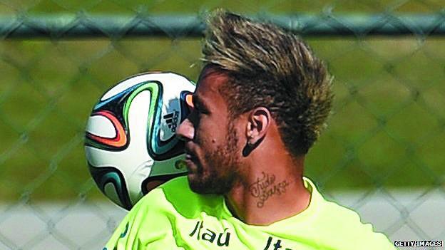 BBC解读世界杯球员文身背后的故事 C罗无纹身