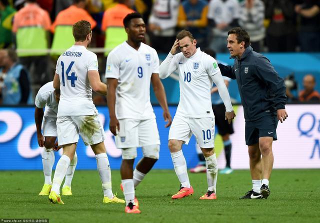 英格兰出现仅剩理论可能 望意大利拿6分=做梦