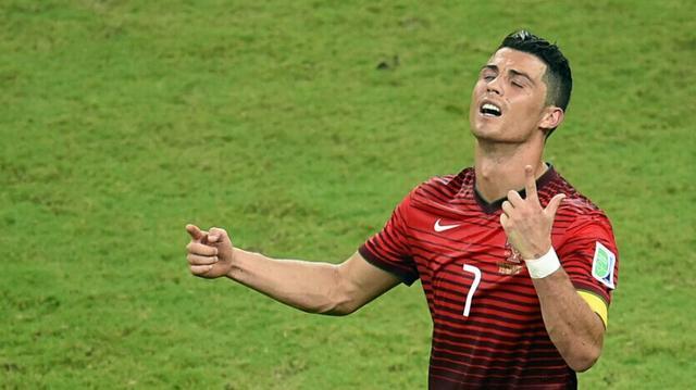 世界杯-葡萄牙2-2战平美国 C罗最后1秒送助攻