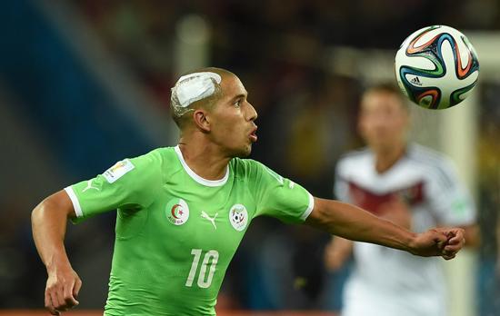 费古利:阿尔及利亚已赢得尊重 感谢球迷支持