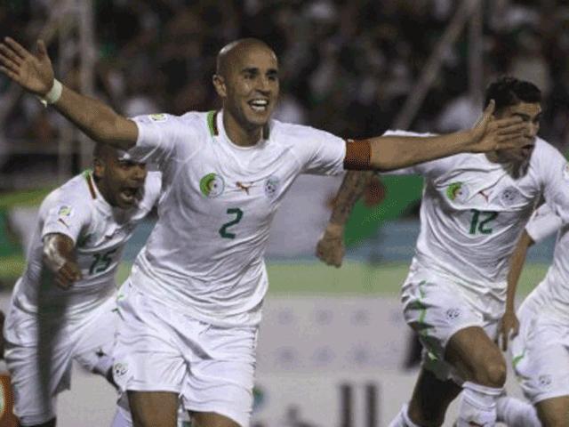 加纳、阿尔及利亚晋级巴西世界杯32强截图