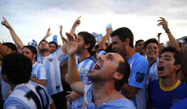 【舌战】叶克飞:七月九日,阿根廷的独立日