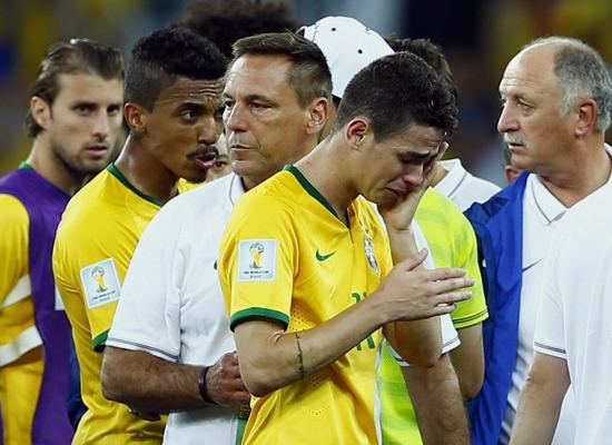 让魔咒飞! 巴西已四次陷入联合会杯魔咒