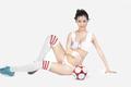 世界杯6月15日美女看彩:哥伦比亚对希腊小胜