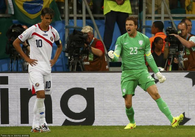 先罚点球者必过关?荷兰终结连续9次神奇纪录