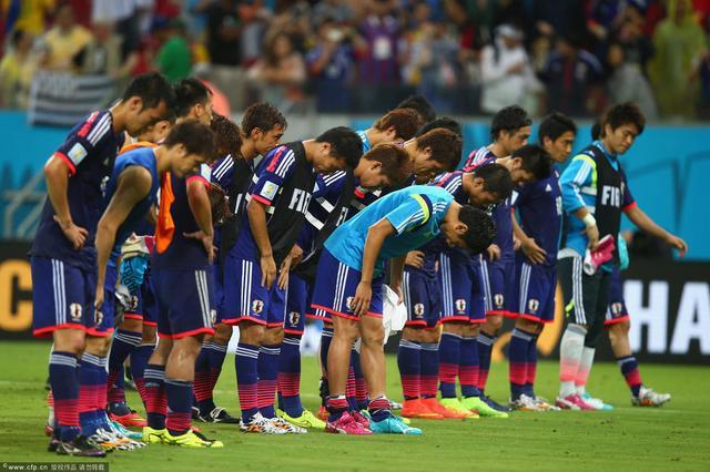 【手记】如何看日本足球 细节彰显职业