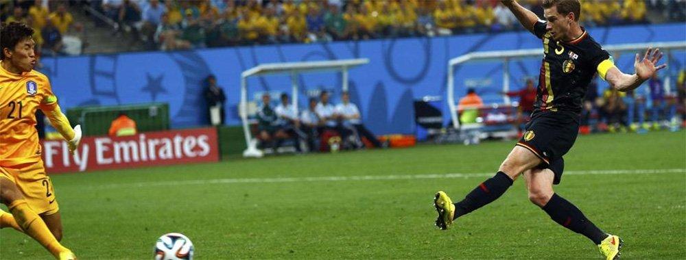 威尔通亨补射打进全场唯一进球