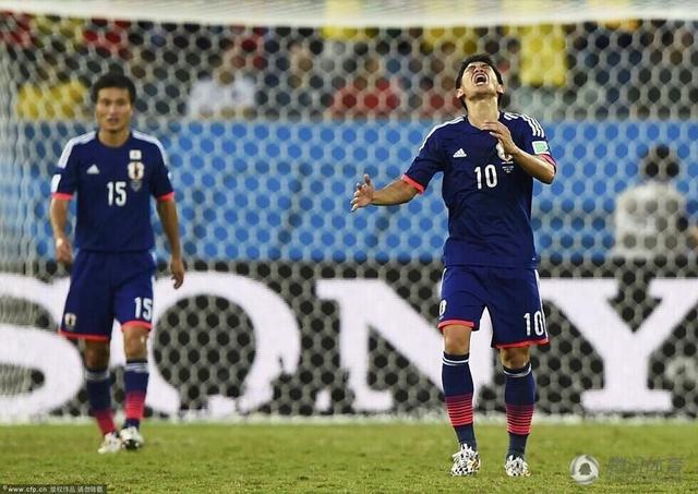 日本沉沦亚洲沦陷 亚洲球队逢南美10场不胜