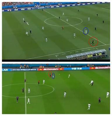首轮战术焦点:5后卫阵  荷兰嗨爆阿根廷用废