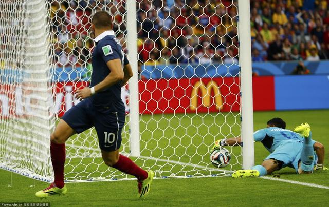 十大值得铭记的瞬间:苏神咬人 巴西1-7德国