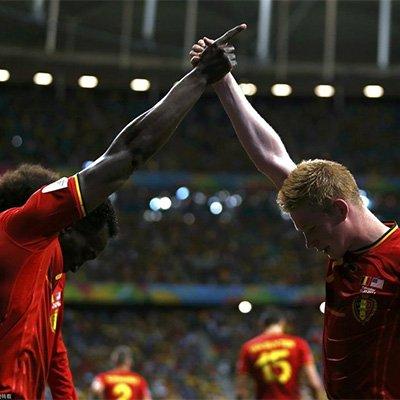 比利时2-1淘汰美国 遇门神艰难晋级
