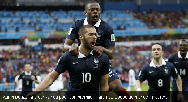 媒体赞法国强势复苏 本泽马一战演绎极致锋神