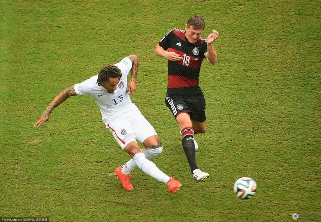 实时更新:德国1-0美国 两队携手出线