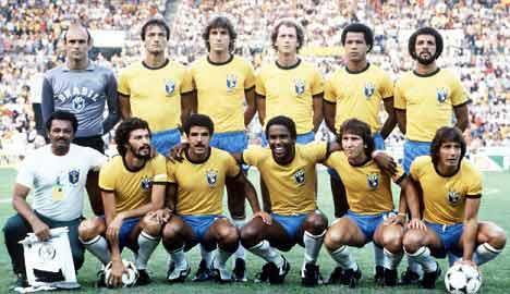 【战术板】从424到4231 巴西乃世界足球战术史