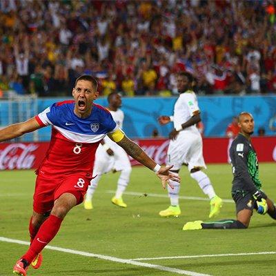 美国2-1加纳-美国队长闪击铁卫绝杀