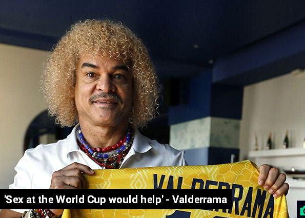 南美狮王:球员应有性生活 有助世界杯发挥