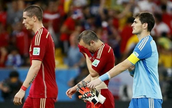 澳大利亚VS西班牙8大看点:哈维等人谢幕战