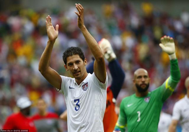 美国4届世界杯三进16强 9大豪门仅逊巴西德国
