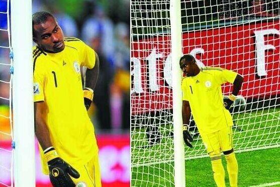 """尼日利亚""""淡定哥""""4年后再战梅西:我从不惧他"""