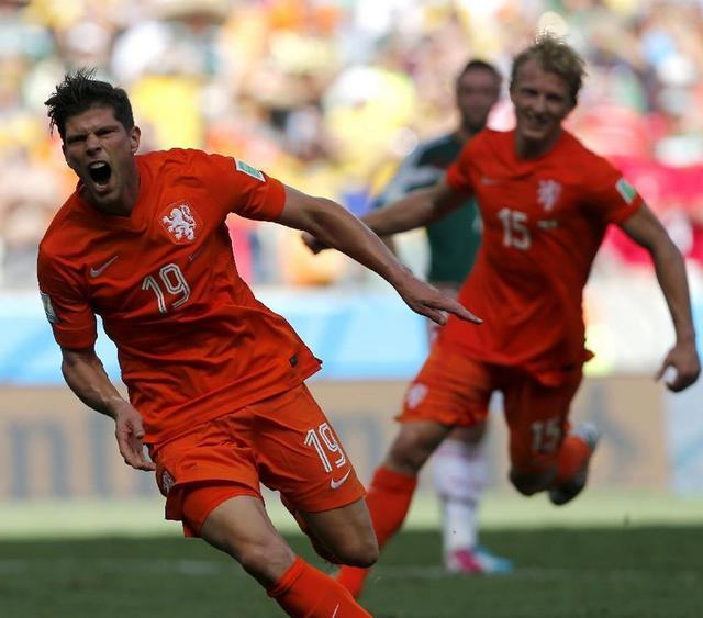 7战15球未折1阵! 史上最猛荷兰可昂首离开