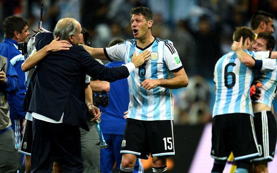萨维利亚:阿根廷目标是冠军 坚决拿下德国