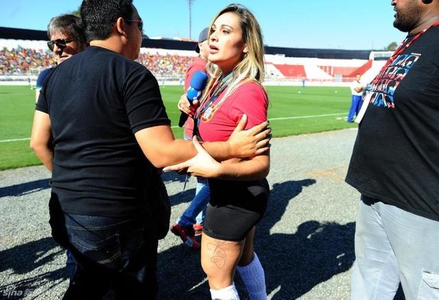 盘点世界杯期间爆红女人 刘语熙智利艳星上榜