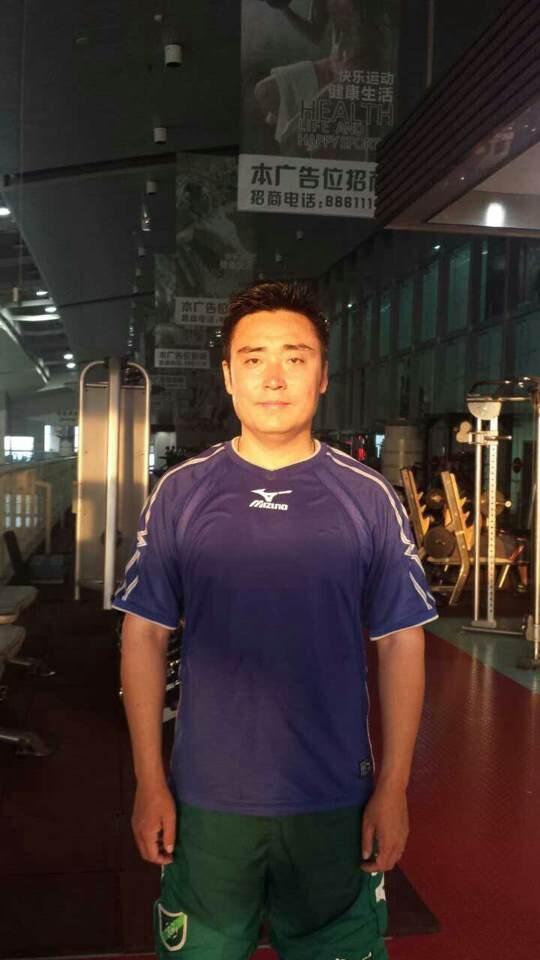 前中国国奥队、国青队队员-乔仑