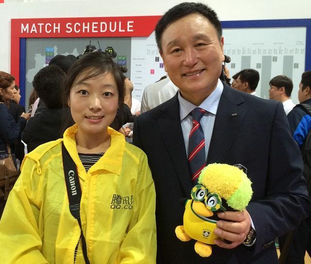 韩前主帅谈韩国溃败显无奈 安抚球员重拾信心