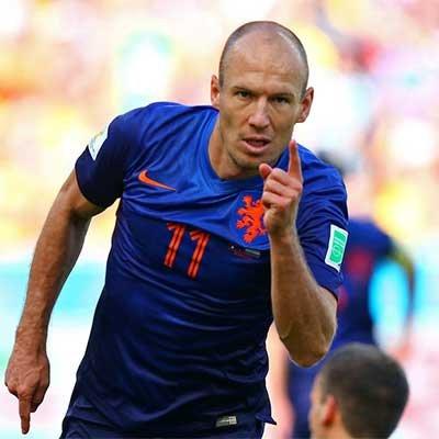 澳大利亚2-3不敌荷兰 罗本范佩西再建功