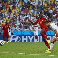 德国格策头球打入个人世界杯首球