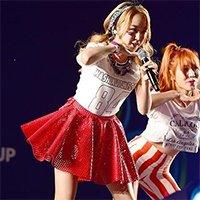 韩国美女啦啦队助威太极虎 秀激情热舞