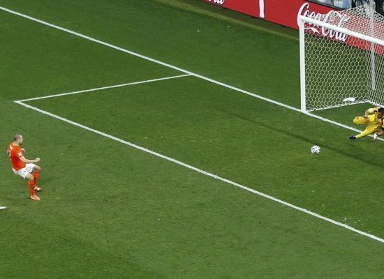"""范加尔赛后自曝""""家丑""""荷兰两球员拒罚点球"""
