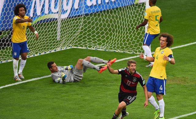 12年轮回!德国为02年复仇 传控足球完胜巴西