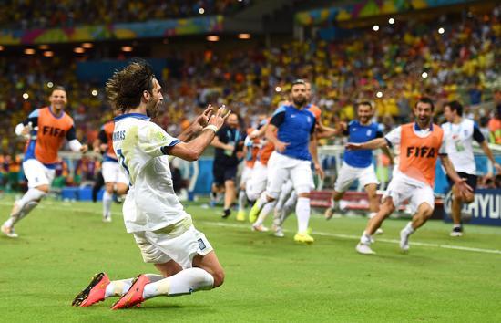读秒绝杀!剧情反转!希腊重演欧洲杯神话?