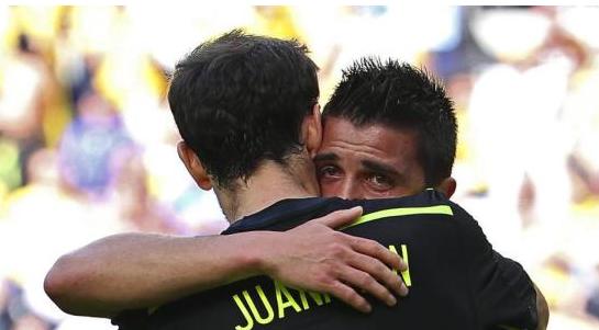 巴西世界杯催泪时刻:巨星告别 桑巴球迷虐心
