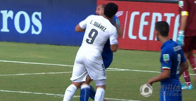 据FIFA规定 苏亚雷斯恐遭两年禁赛顶格处罚