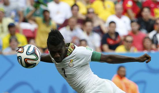 加纳锋霸一战连超两传奇 成非洲历史第一人!