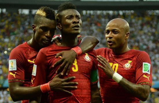 世界杯因有他而更精彩 却恨上天不愿眷顾加纳