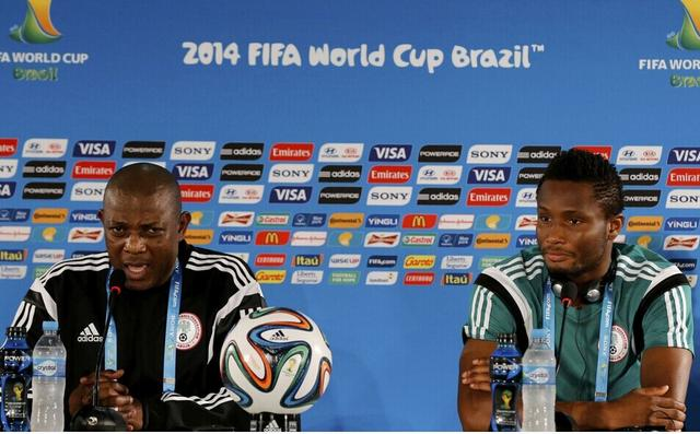 尼日利亚主帅确认奖金问题已解决 目标进八强