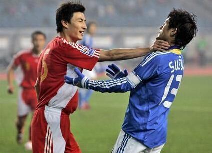 日球迷再抛腹黑论 中国再进世界杯靠钱铺路?