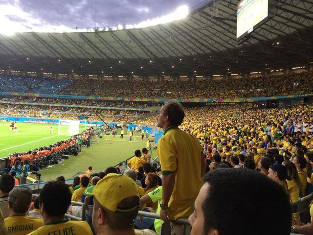 """【手记】时隔64年 巴西足球再遭""""惨案"""""""