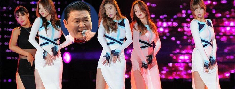 韩国世界杯Party 鸟叔靓女齐上阵