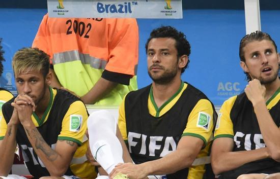 弗雷德:巴西缺乏整体性 惨败德国我承担责任
