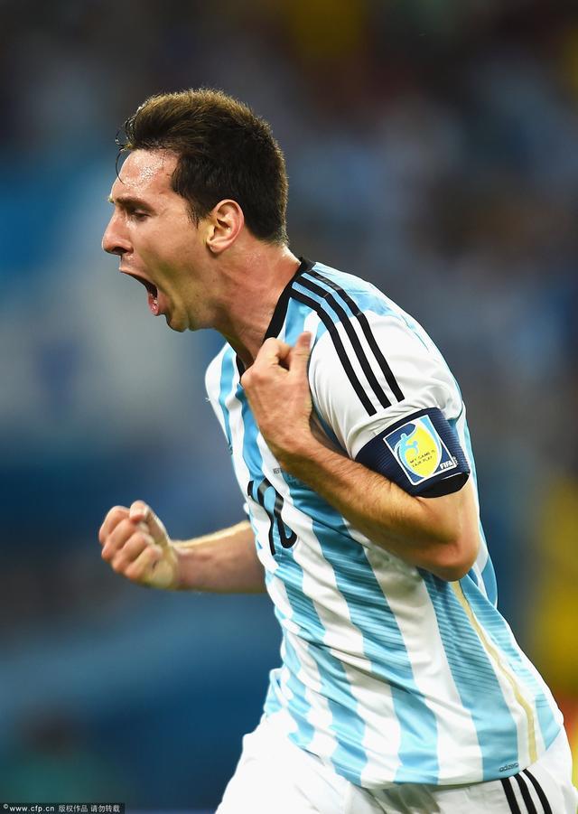 梅西:进球对我有特别意义 阿根廷配得上胜利
